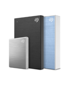 One Touch External Hard Drives